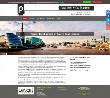 Peter Otto Solicitors